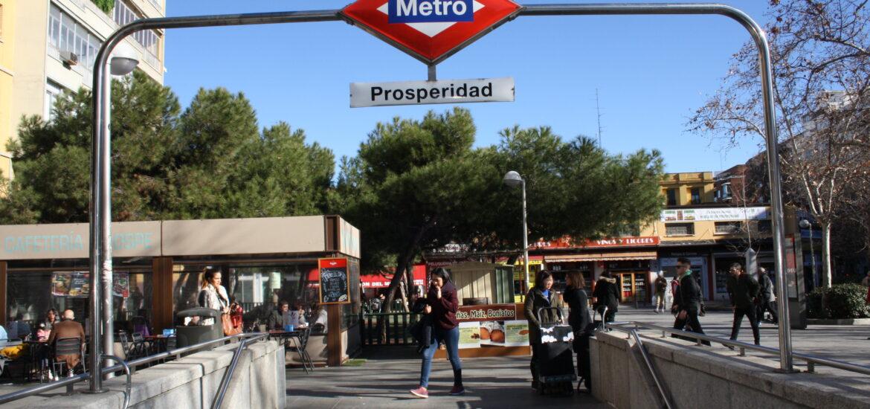 Metro Prosperidad