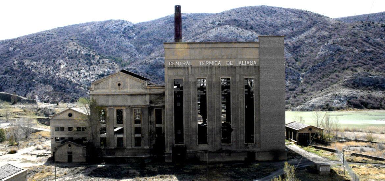 Central térmica de Aliaga. Foto: Elena Cabrera
