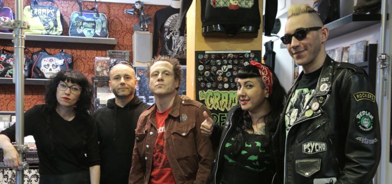 Ser punk a los 40. Foto Claudia Alva
