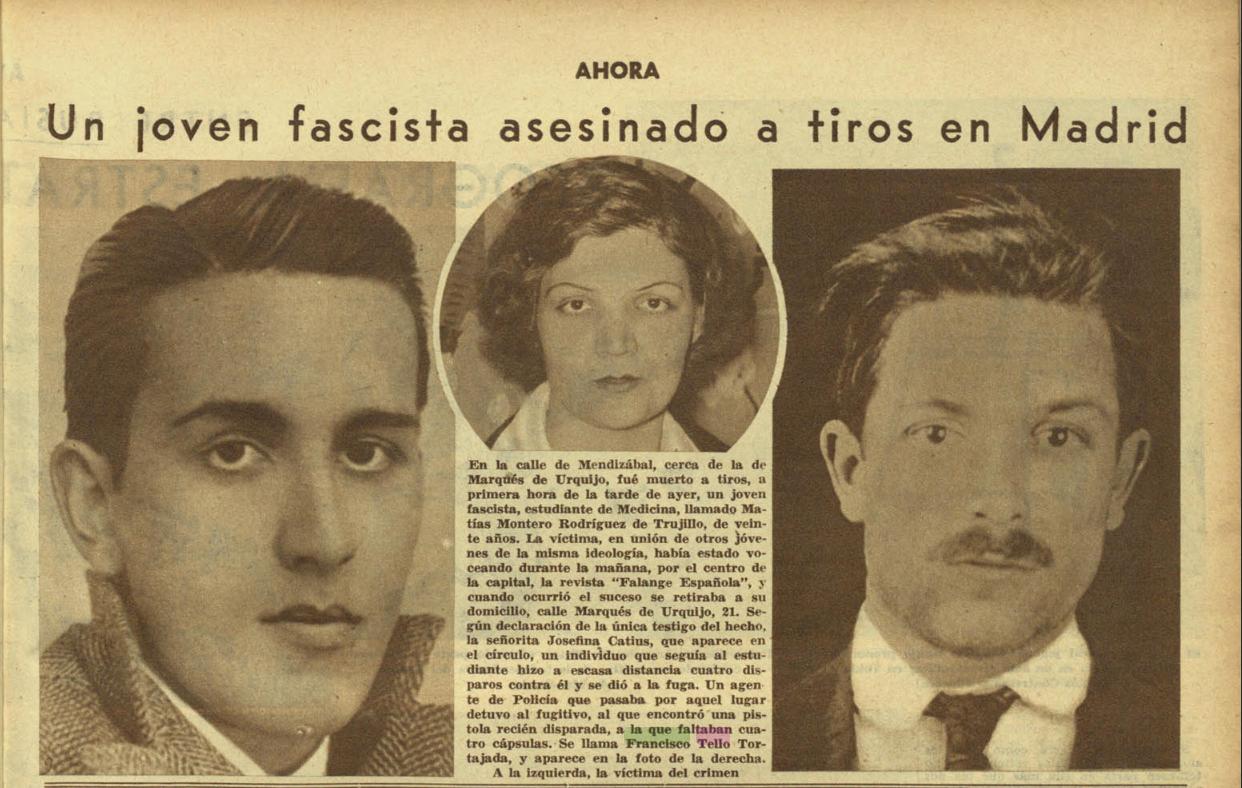 Ahora (Madrid). 10/2/1934, página 13.