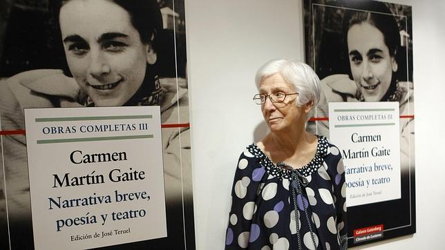 Ana Martín Gaite